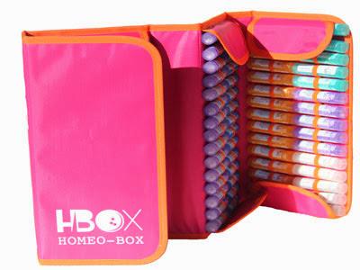 HOMEO-BOX : la solution pour ranger tous les ptits tubes! (3 cadeaux) | Mum and Nurse
