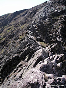 Looking up Sharp Edge
