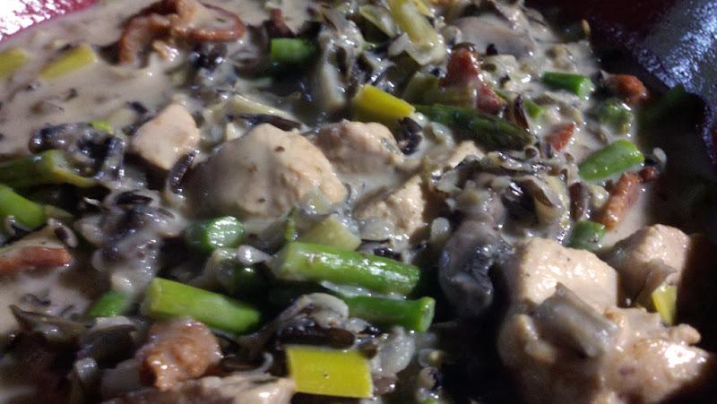 Wild Rice Stew