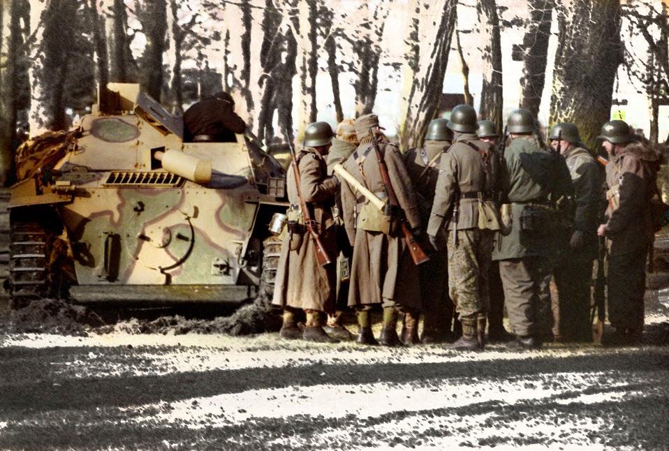 Jagdpanzer t Hetzer