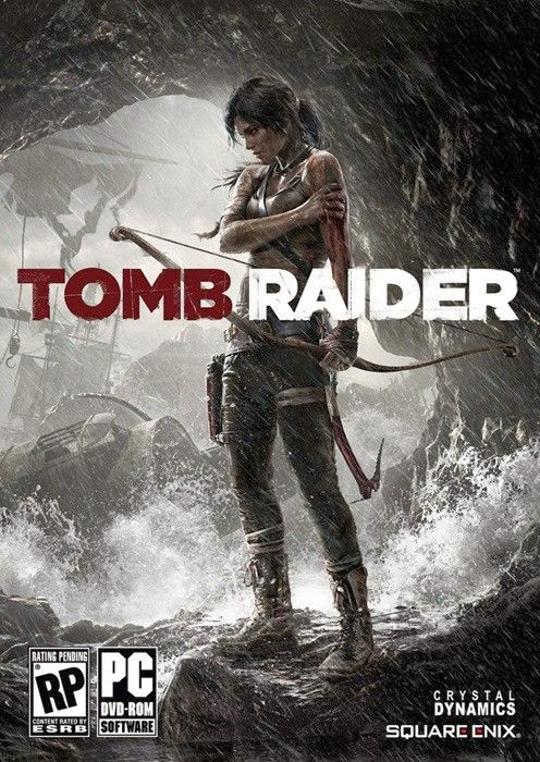 Cover Of Tomb Raider 2013 Full Latest Version PC Game Free Download Resumable Links at Alldownloads4u.Com