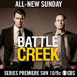 Battle Creek Season 1 - Khu phố hỗn loạn