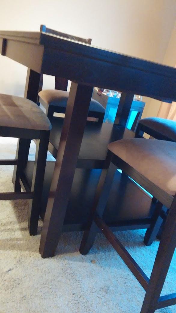 Table Shelving