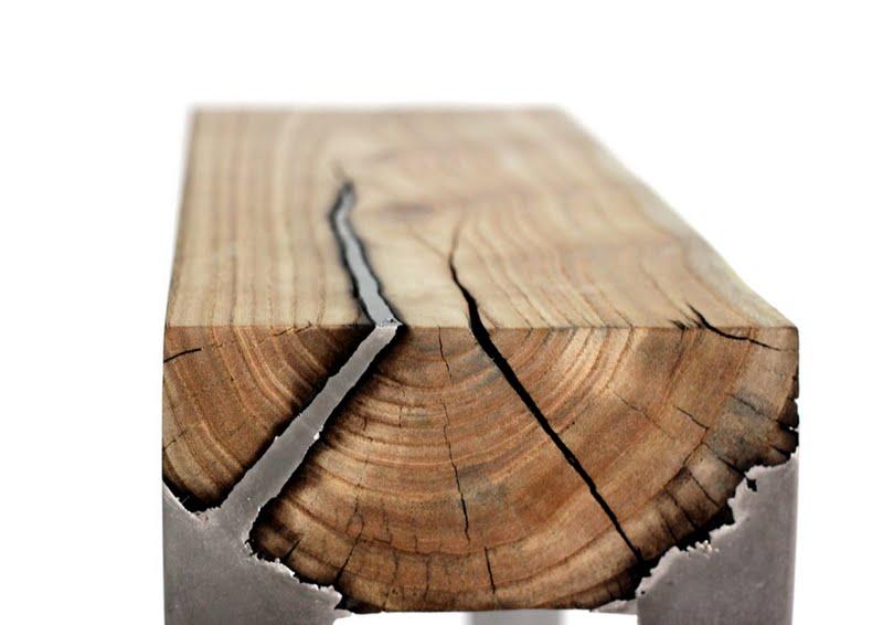 Отливки от дърво от Хила Шаниа