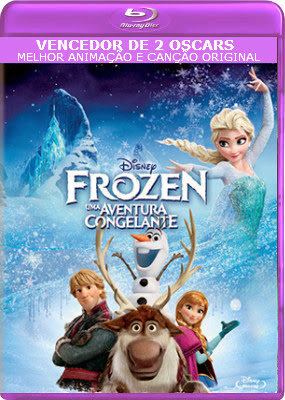 Frozen – Uma Aventura Congelante BDRip Dual Audio Download Filme
