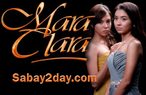 com, Happy Today: Mara Clara (Dubbed in Philippino), Philippino Drama