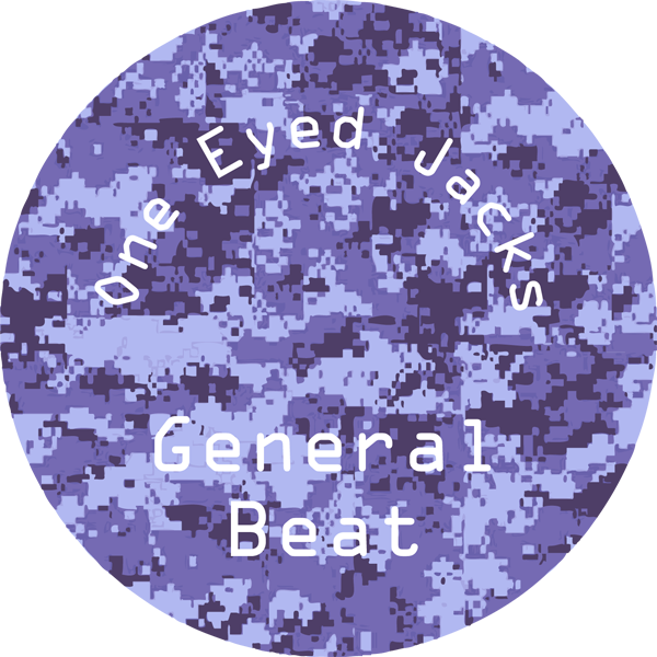 One Eyed Jacks : General Beat