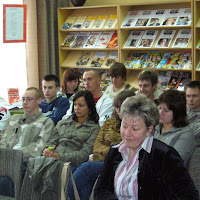 Spotkanie autorskie z Ireną Matuszkiewicz