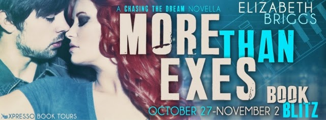 Book Blitz: More Than Exes By Elizabeth Briggs