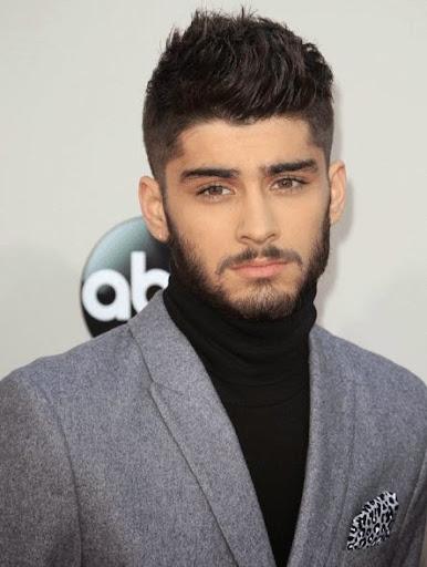 Zayn Malik Hairstyles and Fashion