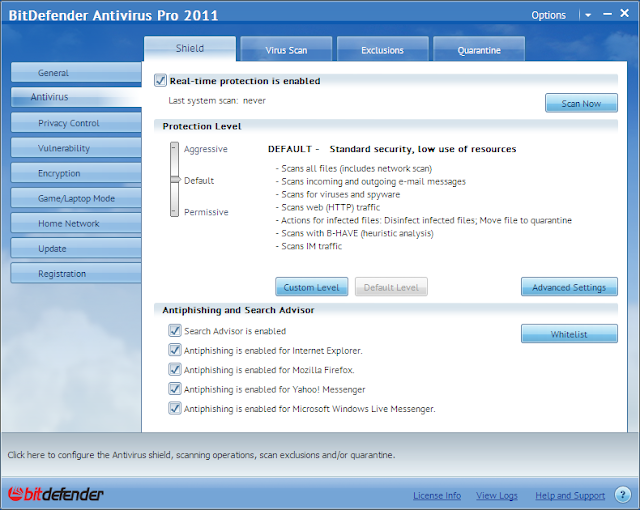 free download bitdefender antivirus pro 2011