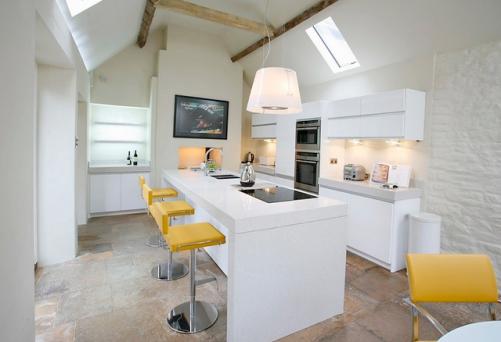 SOUL móveis Ilha na cozinha! # Ilha Cozinha Altura