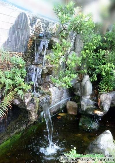 ti%E1%BB%83u+c%E1%BA%A3nh+th%C3%A1c+n%C6%B0%E1%BB%9Bc+21 www.VuonXanhNhaXinh.com 10 mẫu tiểu cảnh thác nước đẹp