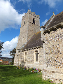 Leiston church tower