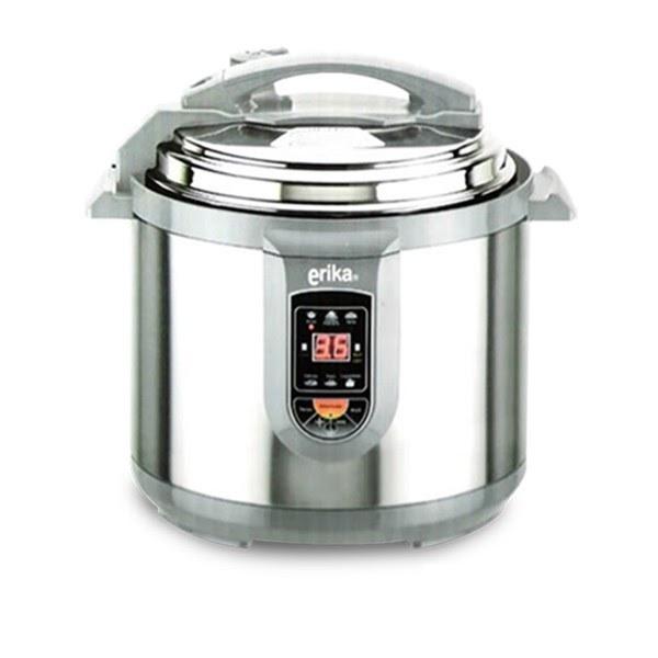 Cocinando con erika protagonista la olla erika for Cocina electrica consumo