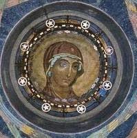 Пятиконечная звезда - православный символ. 104