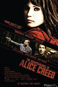 Con Mồi Biến Mất - The Disappearance Of Alice Creed poster