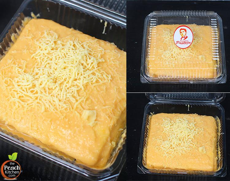 Yema Cake from Panaderia Pantoja | www.thepeachkitchen.com
