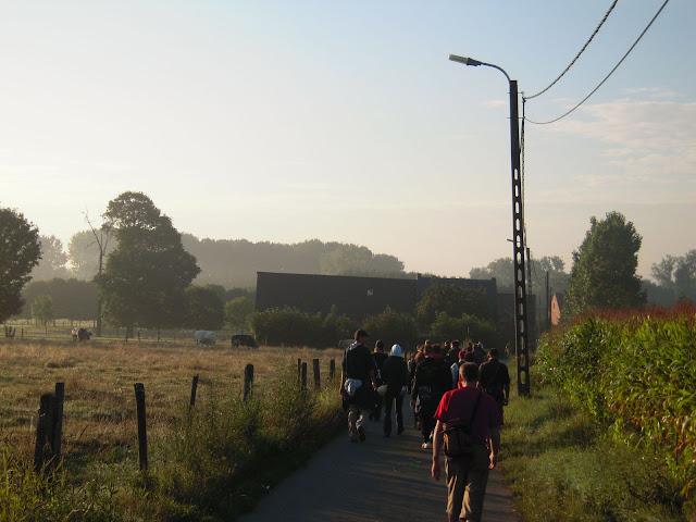 """12 août 2011: 42ème édition des 100km de la """"Dodentocht"""" DSCN5714"""