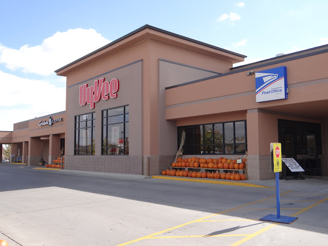 Sioux Falls, SD: Hy-Vee CPU
