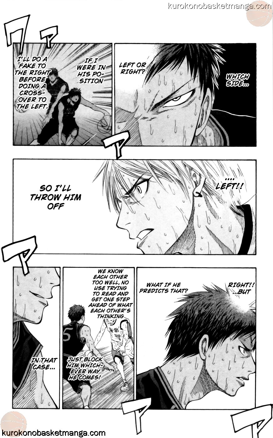 Kuroko no Basket Manga Chapter 72 - Image 02