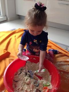 montessori ay kumu yapımı