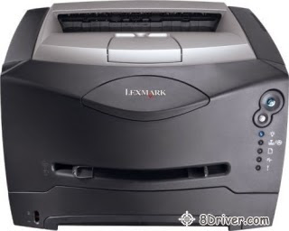 download and installed Lexmark E238 inkjet printer driver