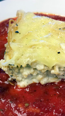 Recipe for Spaghetti Pie for April Fool's day. It's a mashup between spaghetti and lasagna and a nod to the April Fool's joke of the Spaghetti Harvest in 1957