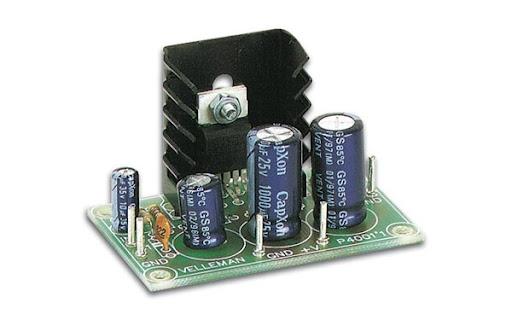 multipurpose audio amplifier