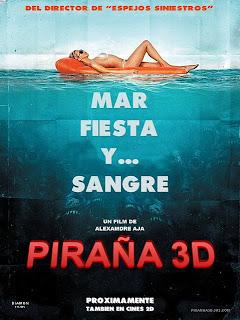 Piraña 3-D