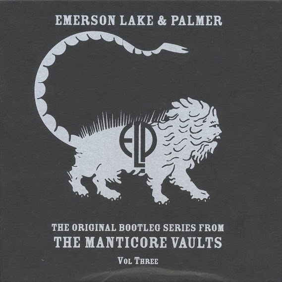 emerson lake & palmer discography rar