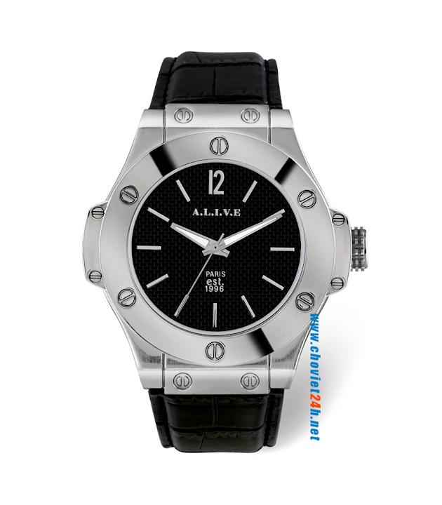 Đồng hồ nam Sophie Paris Lexton - GPU339