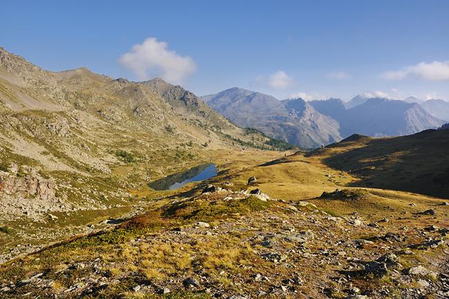 Traversée des Alpes, du lac Léman à la Méditerranée Gr5-mont-blanc-briancon-lac-cristol-7