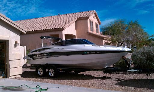 2007 - 23' Crownline 220LS Ski / Wake Boat - $28500 (Gilbert, AZ)