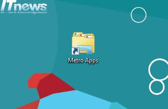 Metro Apps Windows 8
