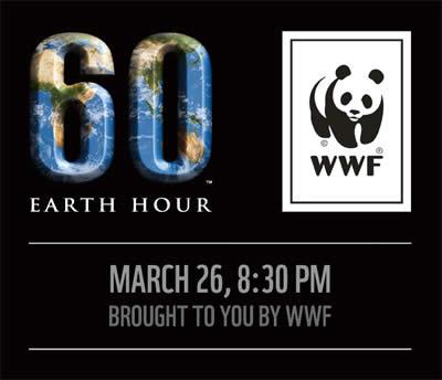 Earth Hour 2011 .. Korang Kisah ?