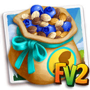 FarmVille 2 Cheats Squirrel medium Treat