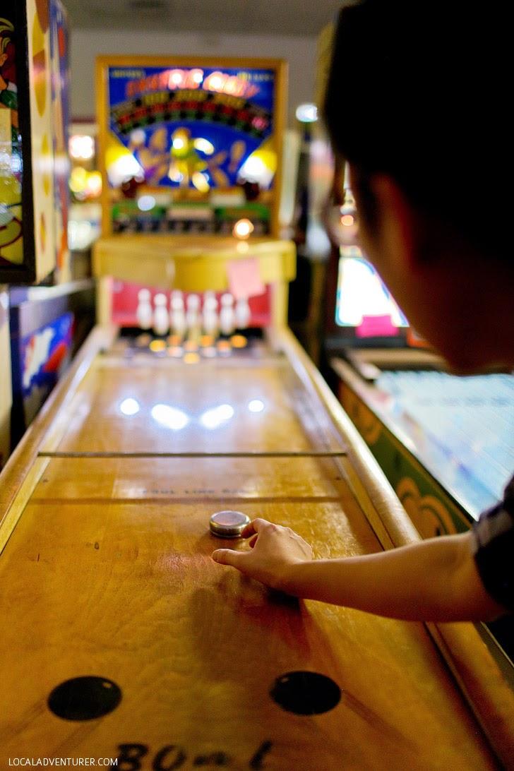 Pinball Hall of Fame - Pinball Museum Las Vegas.