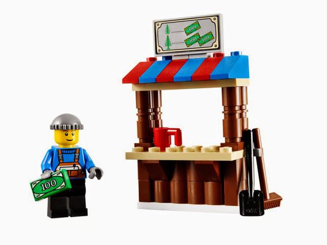10216 レゴ ウィンタービレッジ・ベーカリー