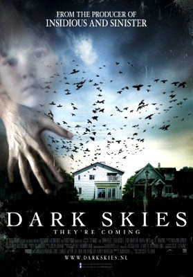 Filme Poster Dark Skies WEBRip XviD & RMVB Legendado