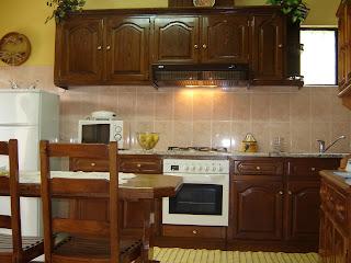 Cozinha - Casa na Aldeia Turística de Lindoso