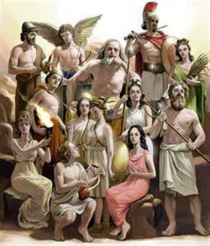 Religion Belief Gods Of Greek Mythology
