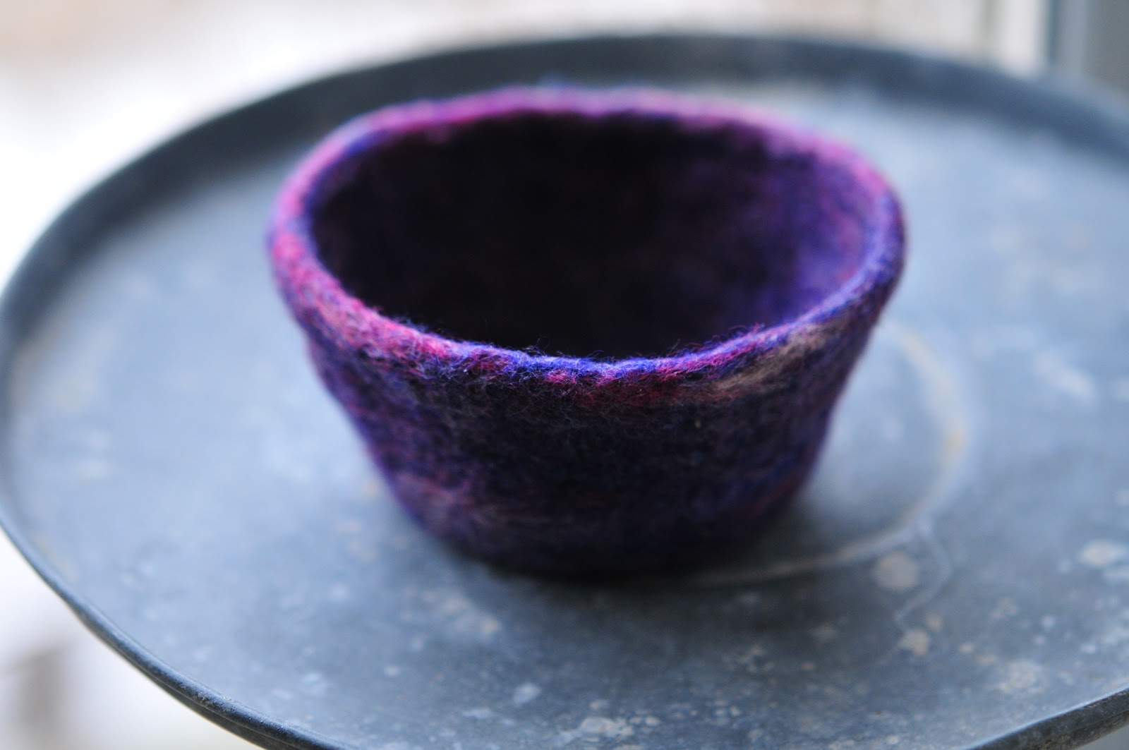 Moments of perfect clarity felt bowl tutorial baditri Images
