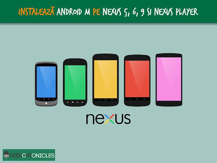 android m nexus