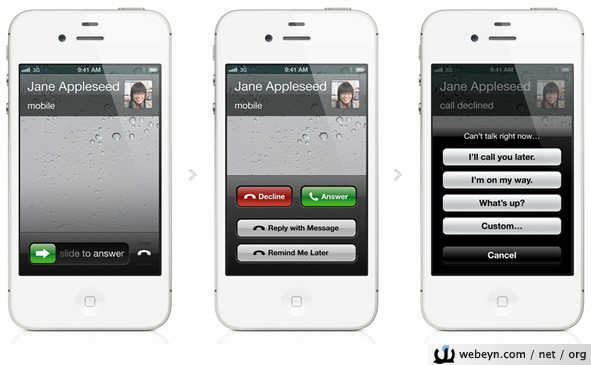 iOS 6 - özellik