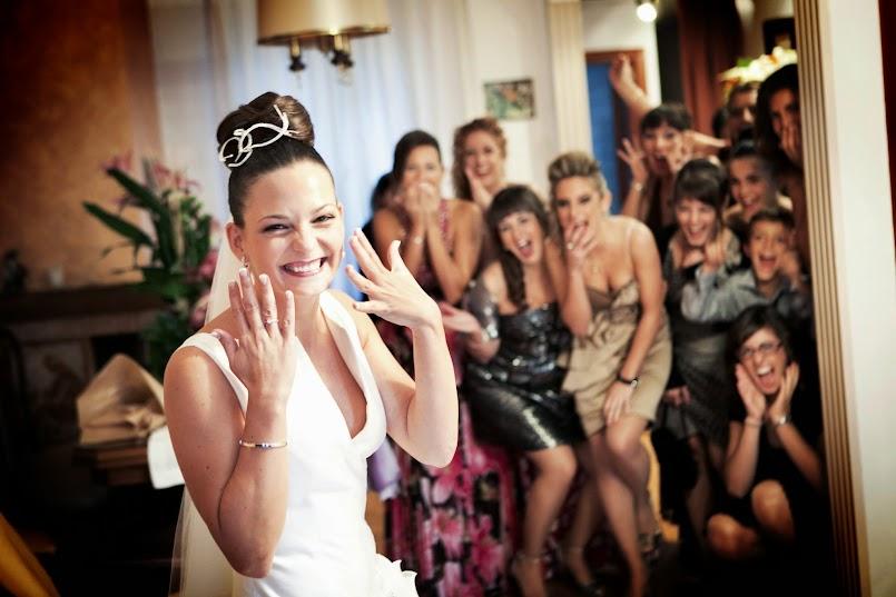 boda, invitados, novia