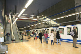 Reabren los tramos cerrados del Metro, líneas 6 y 10