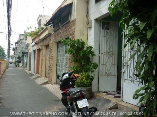 Bán nhà Chiến Thắng ,Quận Phú Nhuận giá 2, 9 tỷ - NT47