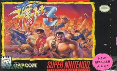 [Review] FINAL FIGHT - Tragetória 1