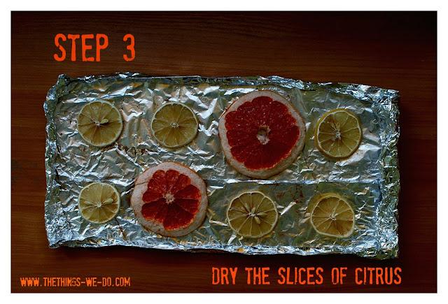 Christmas Citrus Garland_Step 3